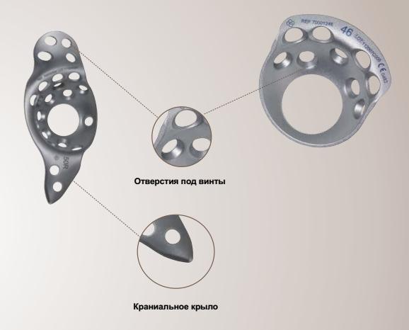 ic - реконструкционные импланты